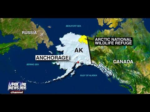 Anwr Alaska Map.Obama Bans Oil Gas Development In Anwr Alaska 1 26 15 Youtube