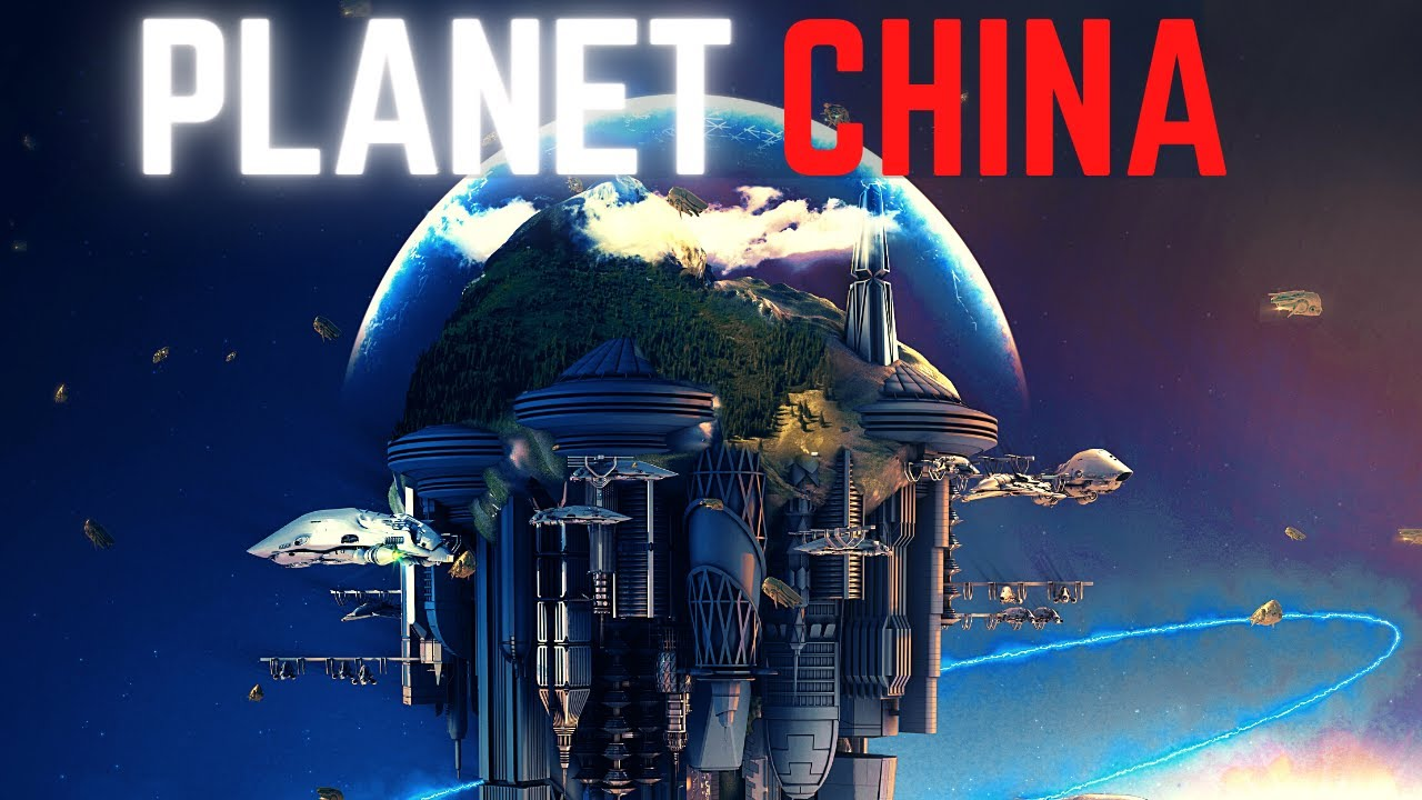 Planet China | A World of Its Own 欢迎来到中国星球