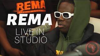 EXCLUSIVE Interview with Afrobeat Superstar REMA - Part 1