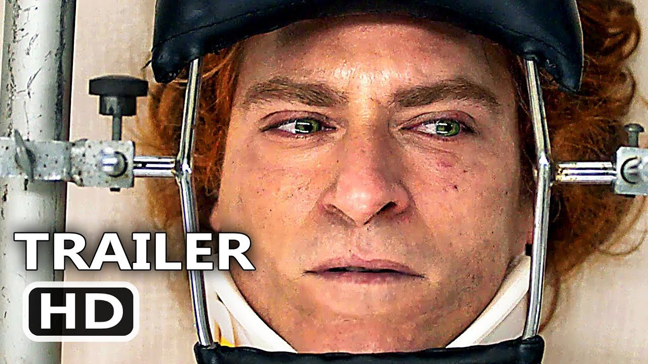 DON'T WORRY, HE WON'T GET FAR ON FOOT Official Trailer (2018) Joaquin Phoenix, Jonah Hill Movie HD