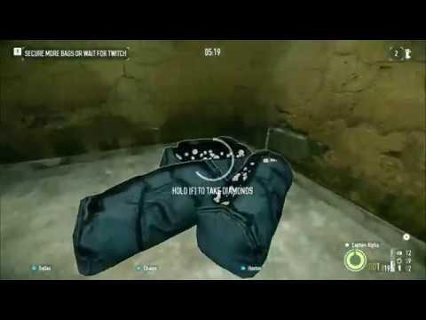 Payday 2 - Reservoir Dogs Heist Speedrun DW ( Current WR: 15:25 )