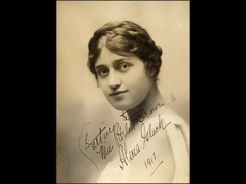 1910s Music by Opera Star Alma Gluck - Darling Nelly Gray @Pax41