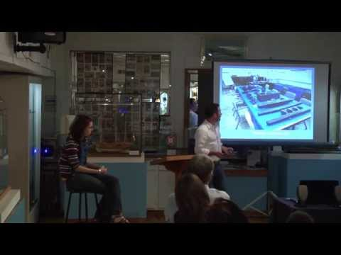 2014 05 13 Preservation Project - USS Westfield - Lecture - Houston Maritime Museum