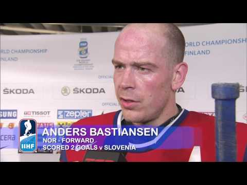 Norway v Slovenia Post Game Comments