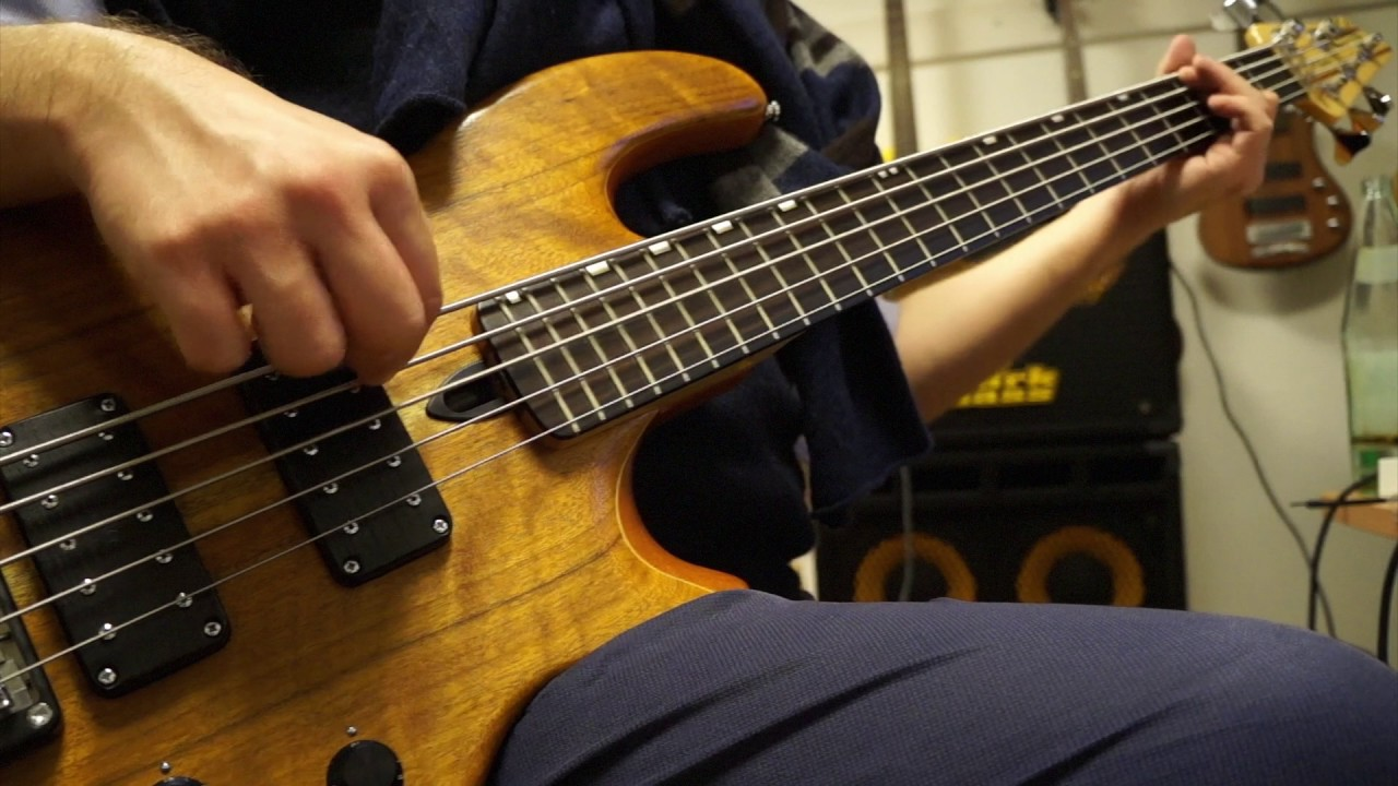 Wal Bass Vs Stingray : kenny ray bass recording session with wal mkii 5 string bass youtube ~ Russianpoet.info Haus und Dekorationen