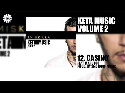 Emis Killa - Casinò (feat. Maruego) - prod. by 2nd Roof Music - (Audio HQ)
