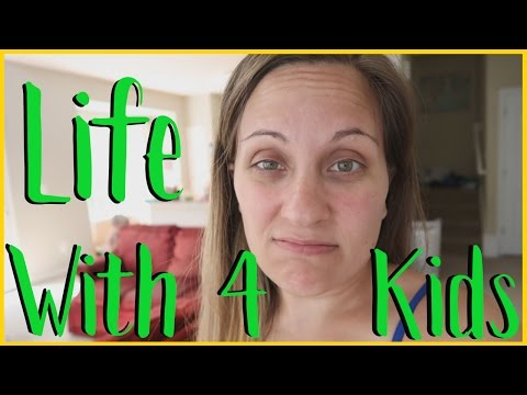 Day In The Life Of A Mom - Part 1
