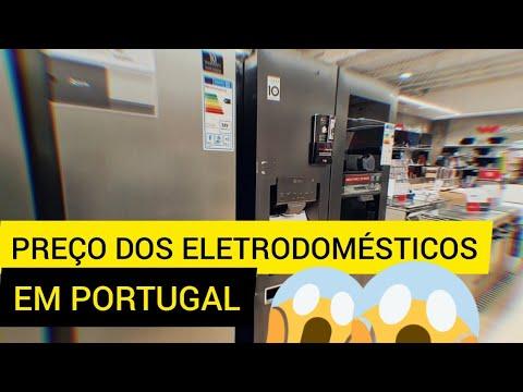 PREÇO DE ELETRODOMÉSTICOS DA #WORTEN EM #PORTUGAL. MUITO BARATO !