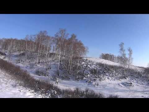 Охота на зайца на Южном Урале