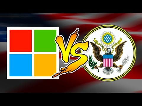 Microsoft SUES The Government - The Know