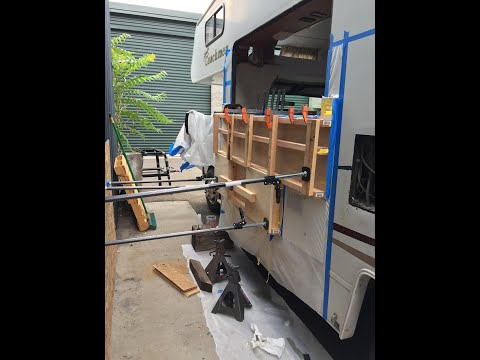rv-camper-motorhome-wall-delamination,-easy-diy-wall-fix-for-bulges-&-bubbles-on-the-sidewall.