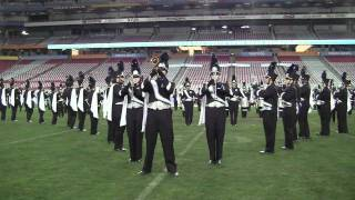 UCMB Fiesta Bowl Band Exhibition (12/30/2010)