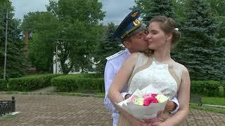 Видео съёмка свадьбы в Смоленске  +79517066301 Андрей и Екатерина