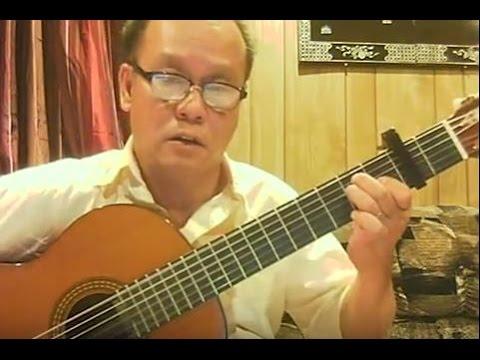 Hoài Cảm (Cung Tiến) - Guitar Cover