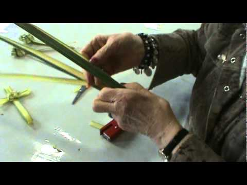 Tressage rameaux 2 mpg youtube for Feuille de cuivre toiture