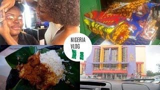 NIGERIA VLOG 3  SUMMER 2017