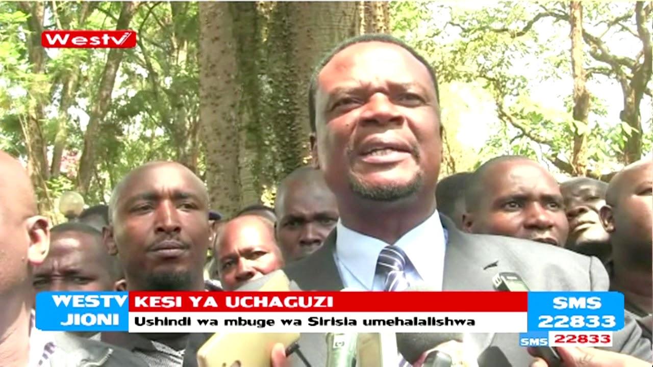 Mahakama yadumisha ushindi wa John Waluke kama mbunge wa Sirisia