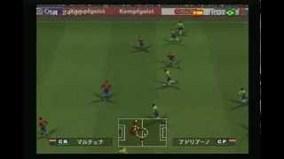 [PS2] World Soccer Winning Eleven 10 (1080p)