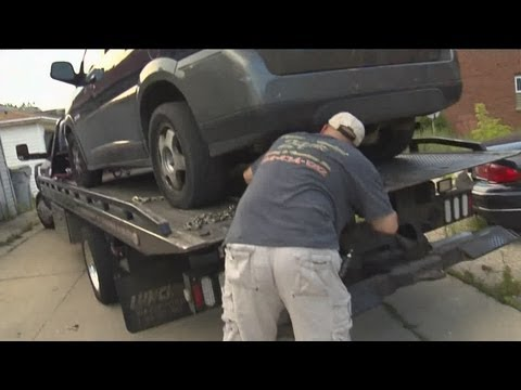 Unregulated towing fees leave drivers on the hook