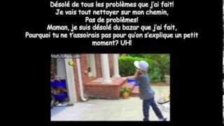 Want U Back - MattyB - Traduction française