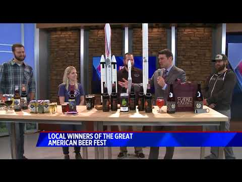 Local Winners From Great American Beer Festival