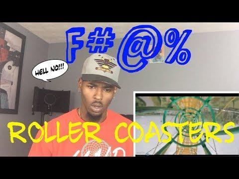 TOP 10 DEADLIEST ROLLER COASTERS [REACTION]