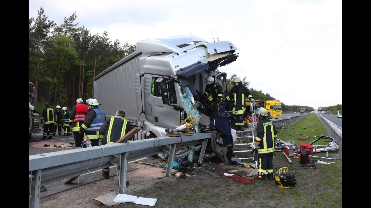 Tödlicher Unfall A7 Heute