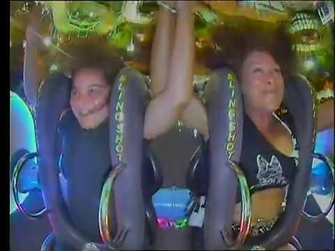 Losing Top On Slingshot Orlando Florida Youtube
