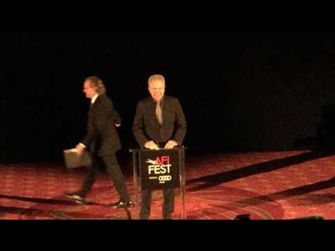 Warren Beatty introduces his new film 'Rules Don't Apply' at Hollywood world premiere