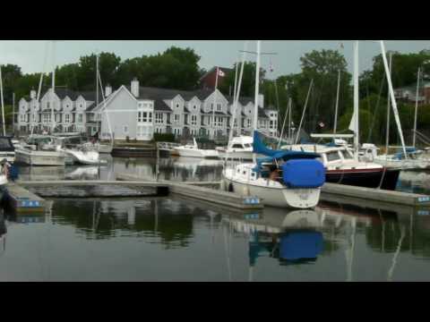 Picton Marina, Ontario, Canada, 20160731
