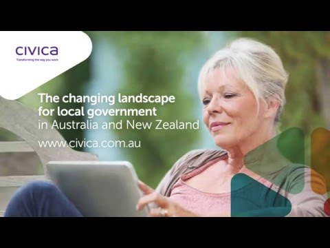 The Changing Landscape for Local Government in Australia and New Zealand