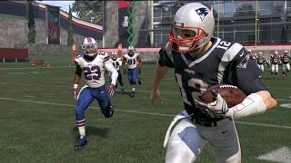 can tom brady catch a 99 yard td pass from tdpresents madden 17