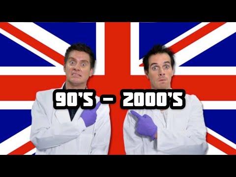 6 MINUTES + OF BRITISH NOSTALGIA!