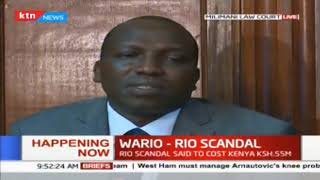 Cs Wario set to appear before Magistrate Douglas Ogoti concerning corruption allegations