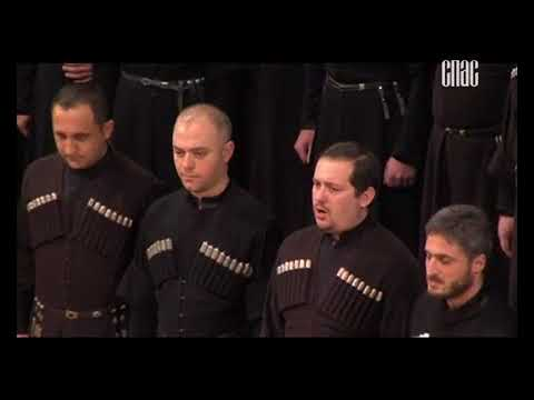 """Trinity Cathedral Choir Concert in Moscow """"House of Music"""" (part 2)"""