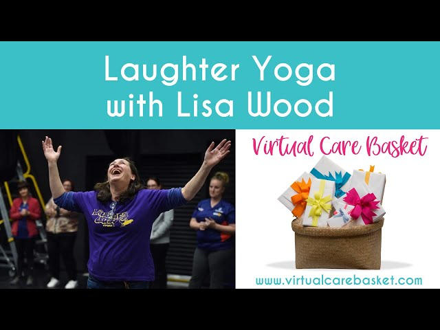 Laughter Yoga with Laughter Lisa