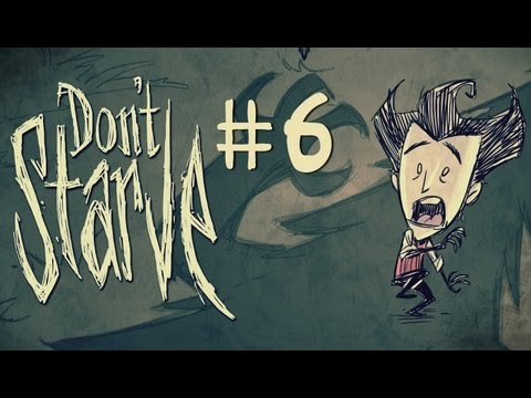 BAD TURKEY! - Let's Play - Don't Starve - 6