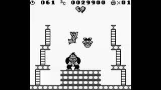 Donkey Kong '94 playthrough part 1