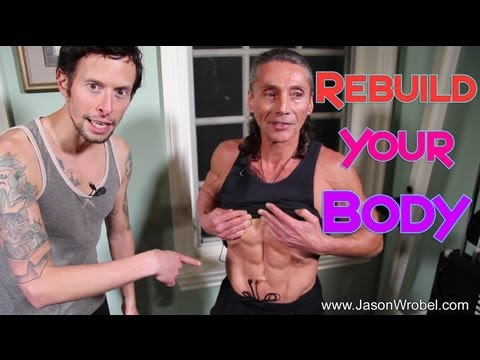 Rebuild Your Body - Workout & Strength Training Tips with Dr. Robert Cassar
