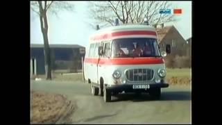Barkas B1000 Original Krankenwagen (KB - SMH)(, 2016-04-19T14:51:48.000Z)