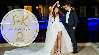 Sandy + Khaled Wedding Highlights...