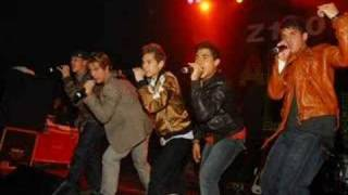Menudo @ Z100's Jingle Ball '07