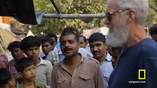 David Letterman Visits Uttar Pradesh, India