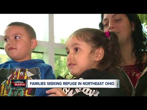 Spanish American Committee helps Hurricane Maria survivors find shelter in Northeast Ohio