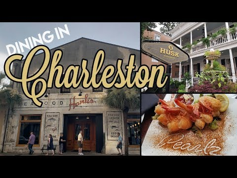 Eating & Drinking Through Charleston, SC | Beach Trip 2018 Part 4