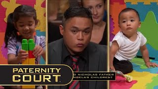 Wife Cheats On Husband Ten Times, Now He Has Doubts (Full Episode)   Paternity Court