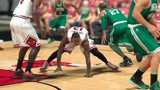 NBA 2K17 My Career - Shammgod Ankle Breaker! SFG3! PS4 Pro 4K
