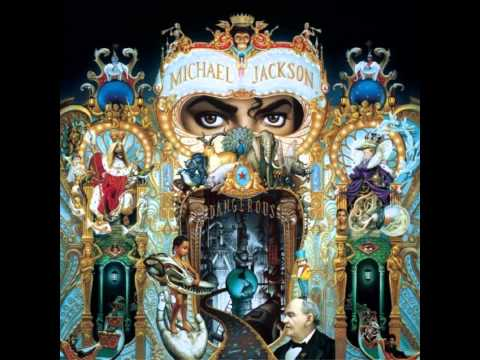 Michael Jackson  Dangerous 51 Surround Test