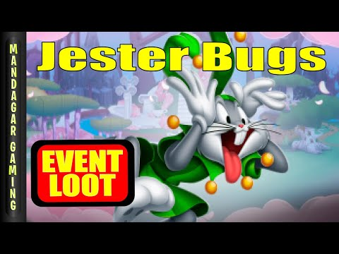 Event Loot   The Royal Court   Jester Bugs - Looney Tunes World Of Mayhem