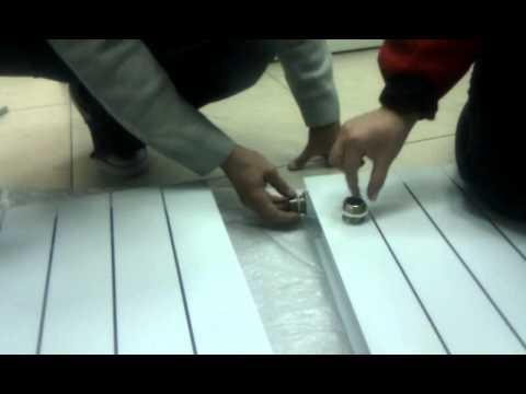 Как разделить секции радиатора отопления